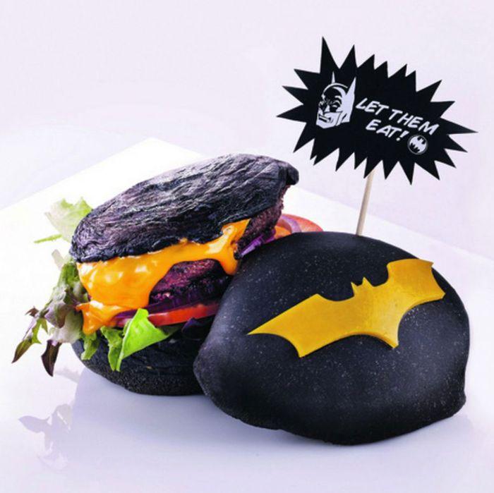 The burger Batman deserves.