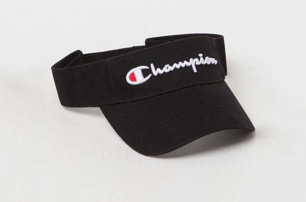Champion Twill Mesh Visor