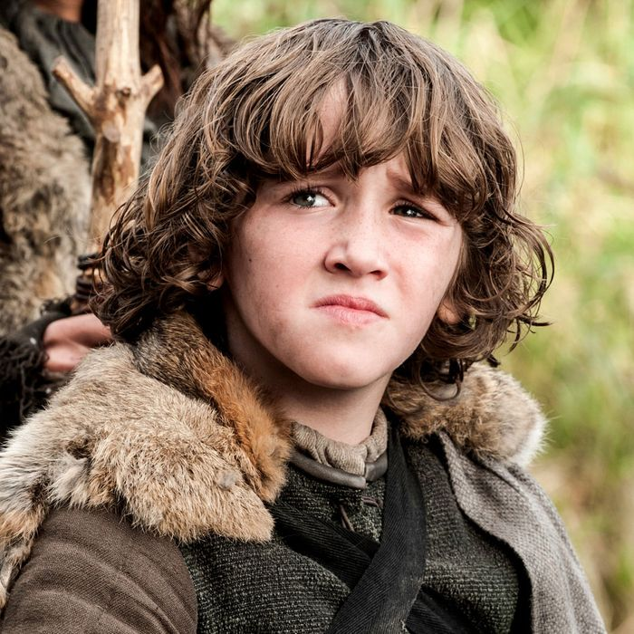 Should We Worry About Rickon The Wildest Of The Stark Kids
