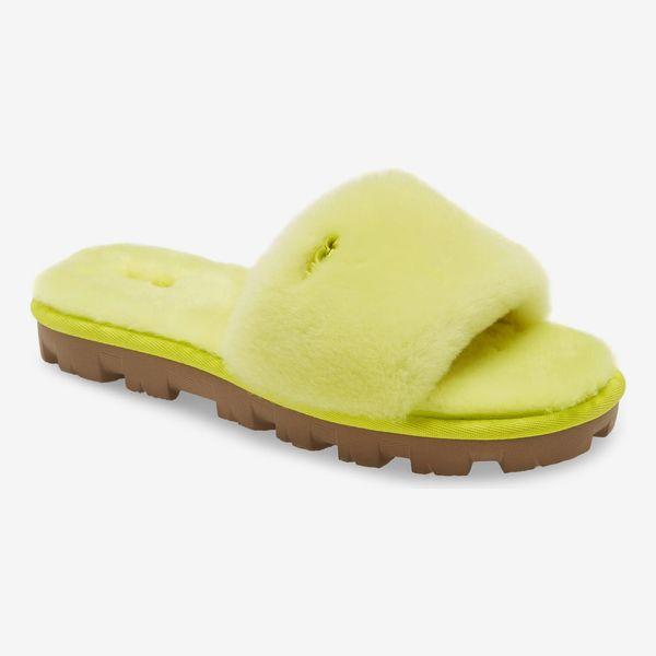 UGG Cozette Genuine-Shearling Slipper