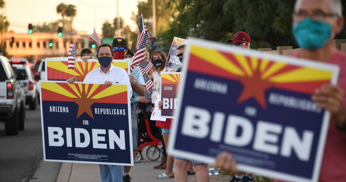 Arizona Is Ready to Toss Trump — and the Rest of the GOP