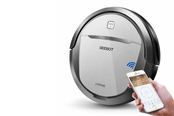 Ecovacs Deebot Pro Robot Vacuum Cleaner