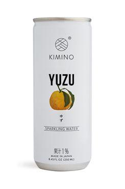 Kimino Yuzu Sparkling Water