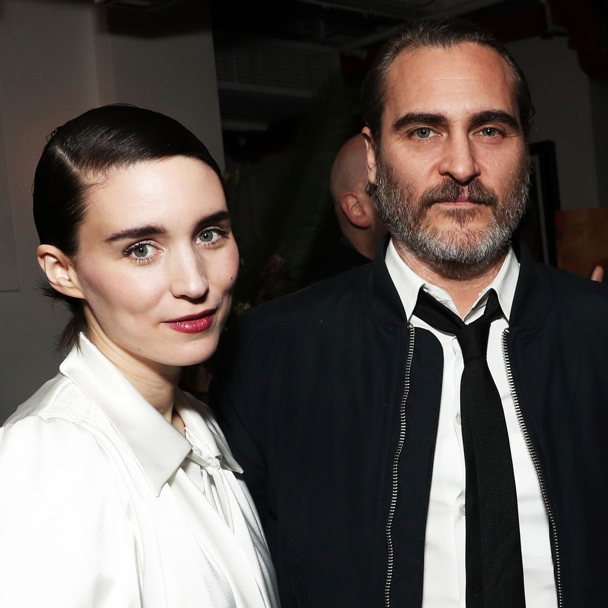 Rooney Mara Is Pregnant Expecting Child With Joaquin Phoenix