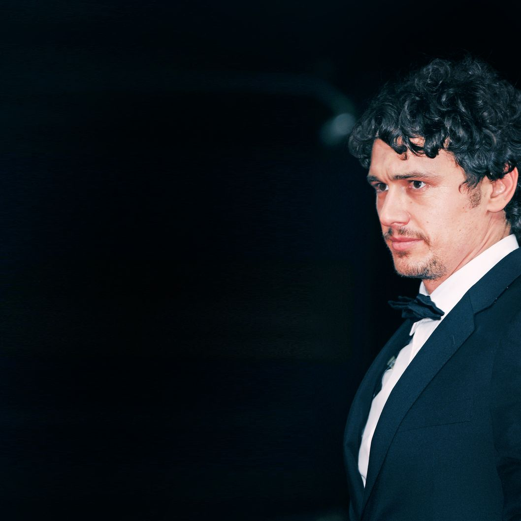 "VENICE, ITALY - SEPTEMBER 03:  Actor James Franco attends the ""Sal"" premiere during the 68th Venice Film Festival at Palazzo del Cinema on September 3, 2011 in Venice, Italy.  (Photo by Pascal Le Segretain/Getty Images)"