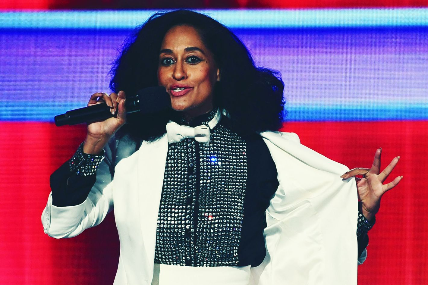 Tracee Ellis Ross Wore Her Mom\u0027s Blouse to the AMAs