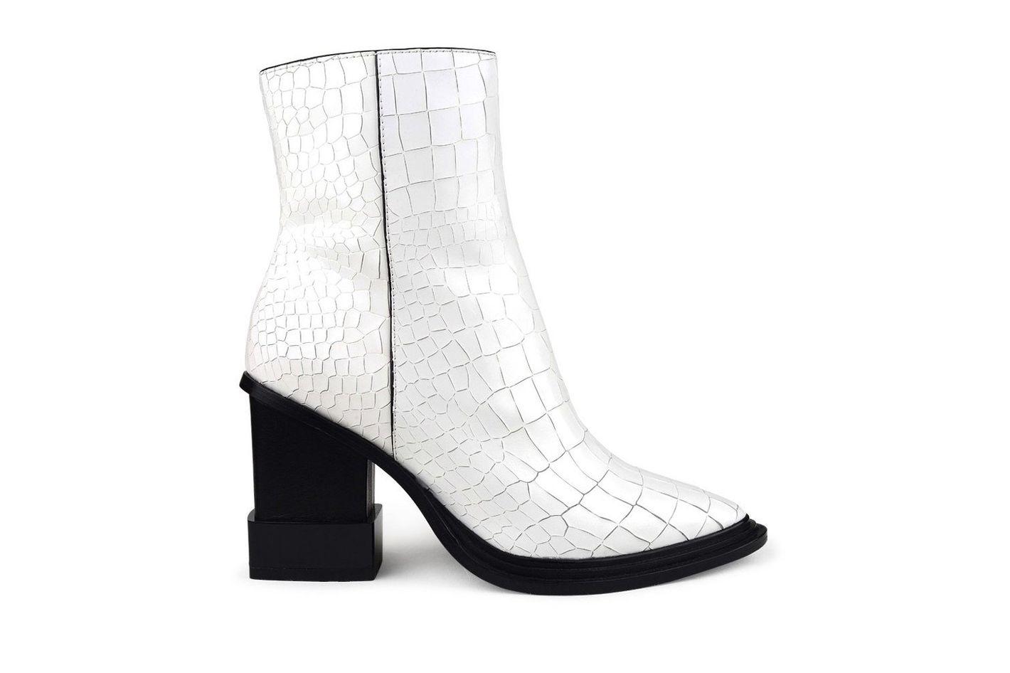 Kat Maconie 'Paloma' Croc Embossed Boots