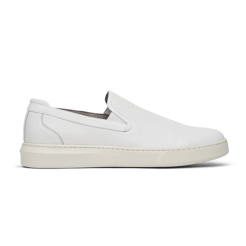 Liam Leather Slip-On Sneaker with the Rebound System