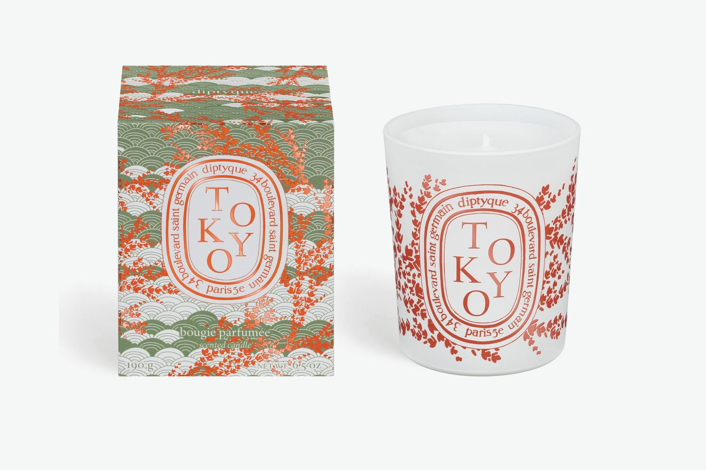 Tokyo Scented Candle