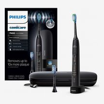 Philips Sonicare ExpertClean 7500 Bluetooth Rechargeable Electric Toothbrush, Black