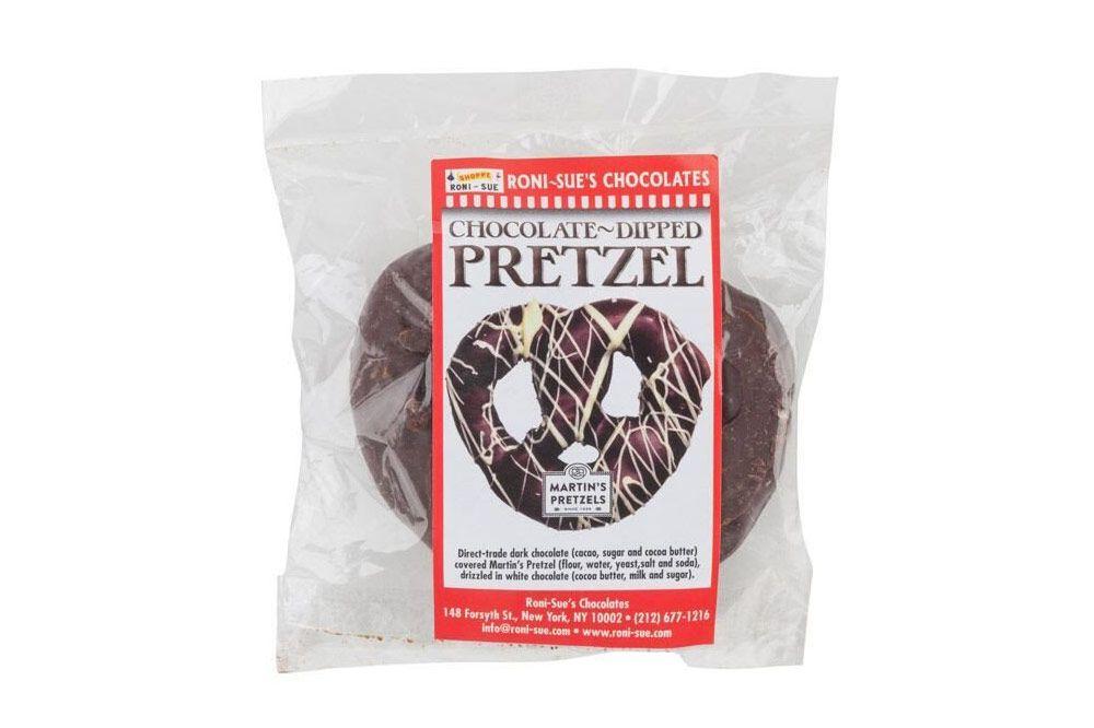 Chocolate-Dipped Martin's Pretzel