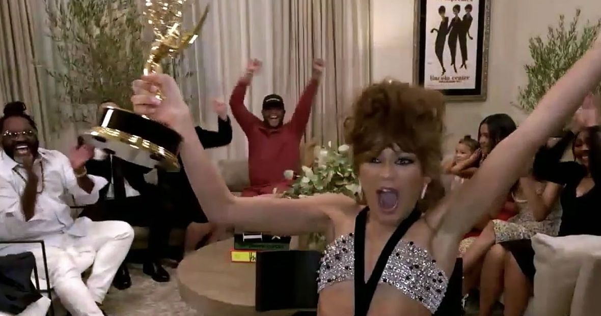 Zendaya Is the Youngest Person to Win an Emmy For Lead Actress in a Drama Series