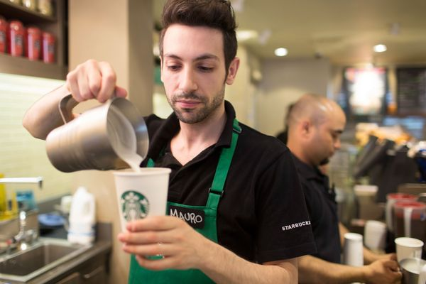 Starbucks Will Now Try to Solve America's Unemployment Problem