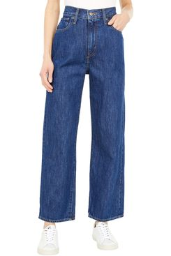 Levi's Women's High-Waisted Straight Jeans