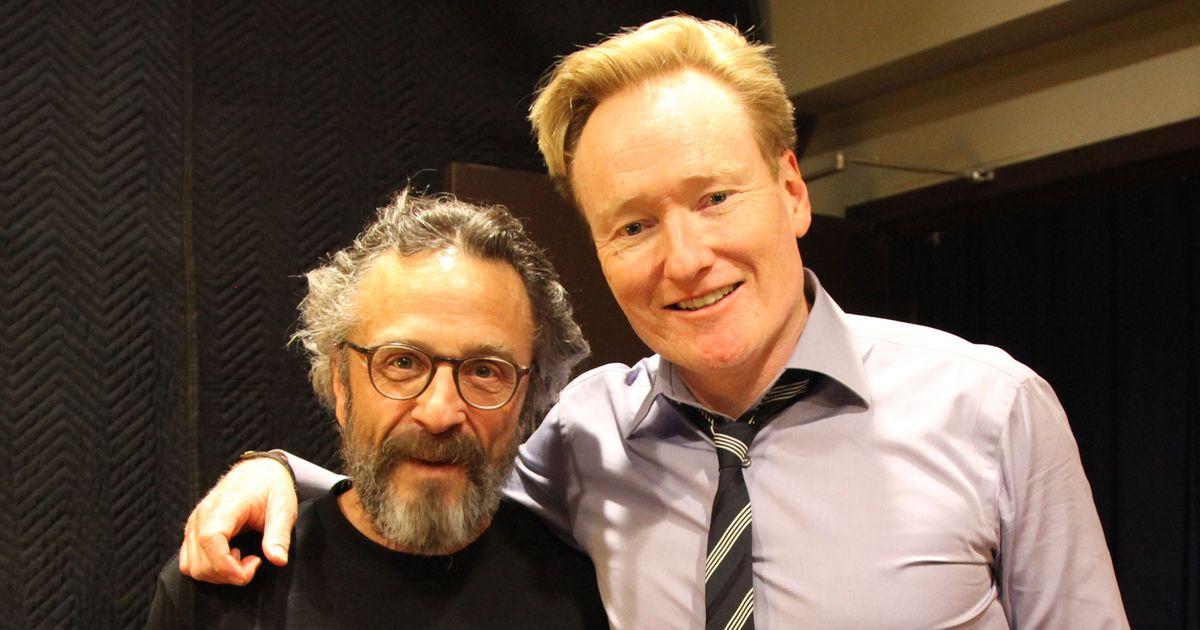 Conan O'Brien Is the Perfect Podcast Host