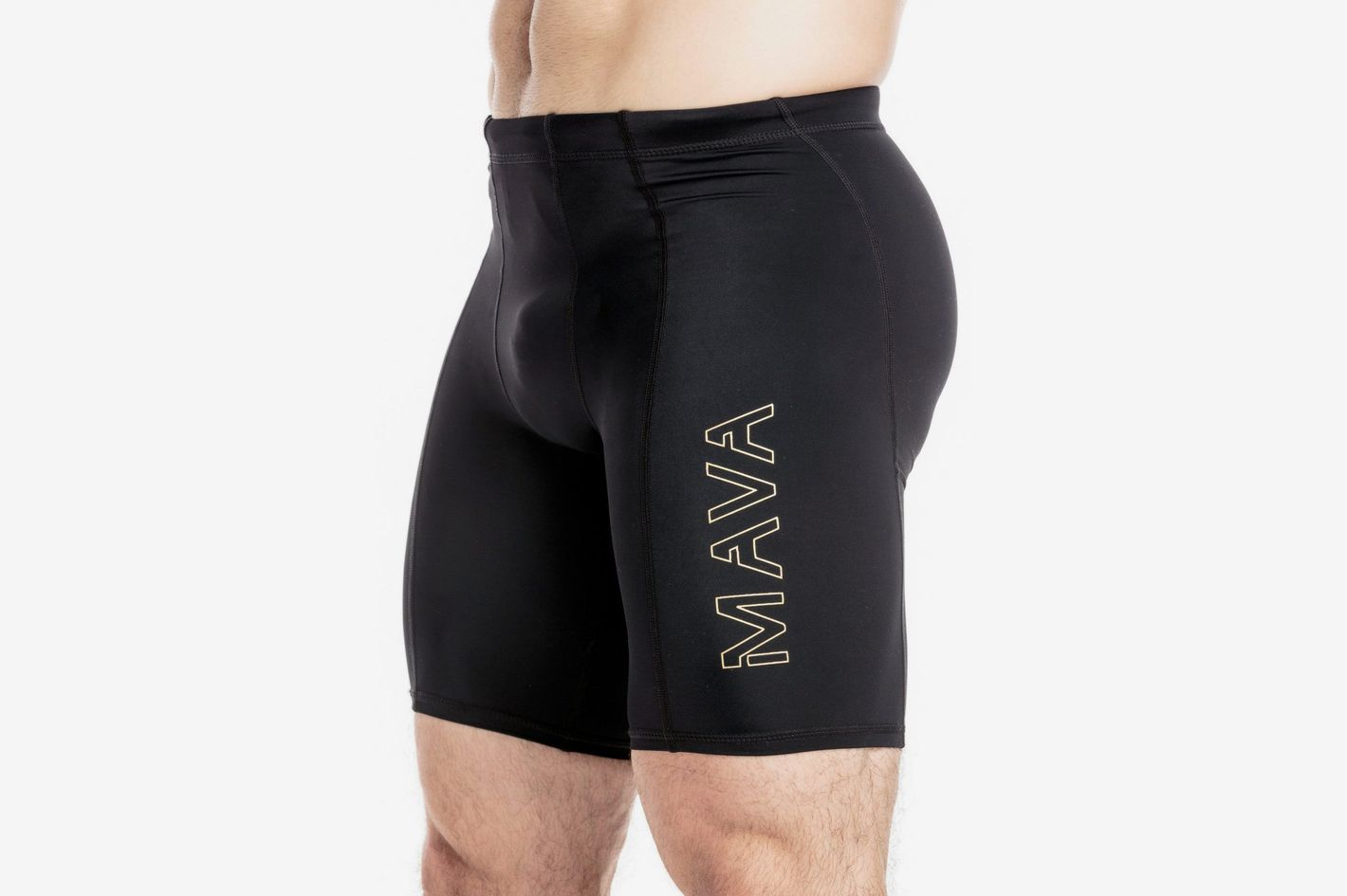 Mava Sports Compression Short Leggings