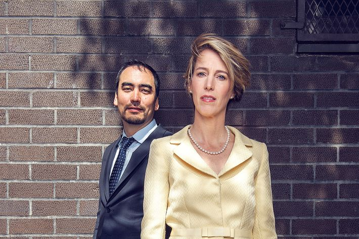 Zephyr Teachout and Tim Wu