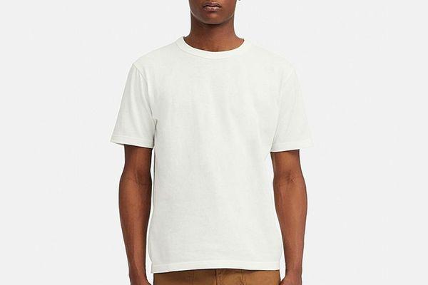 Men U Crew Neck Short-Sleeve T-Shirt