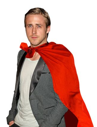 Possible hero Ryan Gosling.