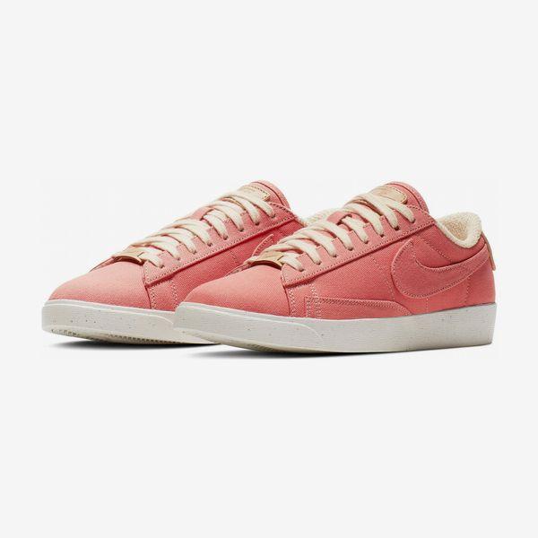 nike blazer low lx sneaker in light pink - strategist nordstrom half yearly sale best deals