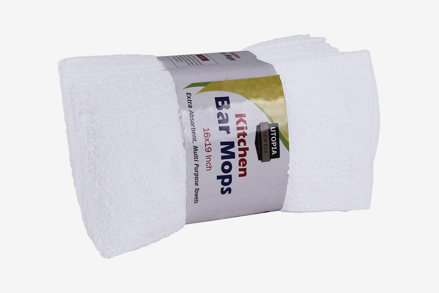 Utopia Towels Kitchen Bar Mop Cleaning Towels