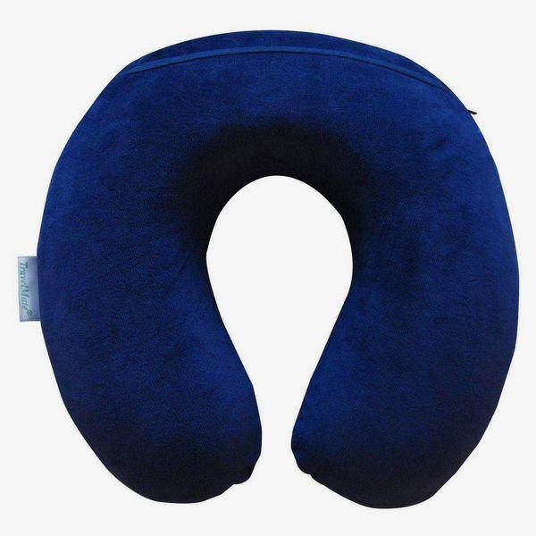 Travelmate Memory Foam Neck Pillow