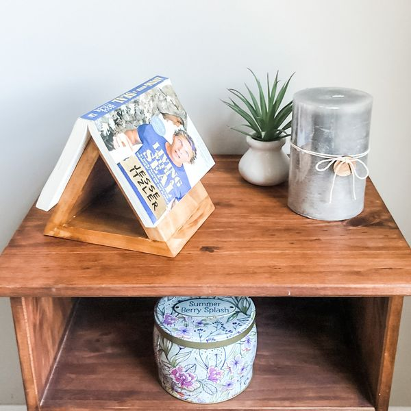 COLwood Craft Night Stand Book Holder