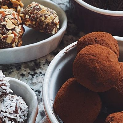 Sheila's Good Goods Online Chocolate Truffle Workshop