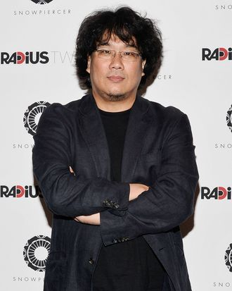 NEW YORK, NY - JUNE 24: Director Bong Joon-ho attends the