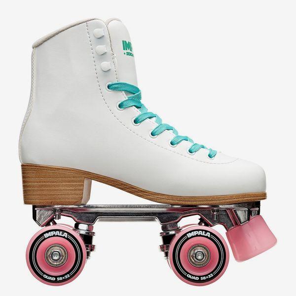 Impala Quad Skate, White