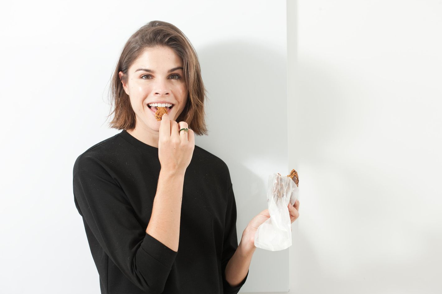 Glossier Founder Emily Weiss Balances Chocolate Croissants With ...