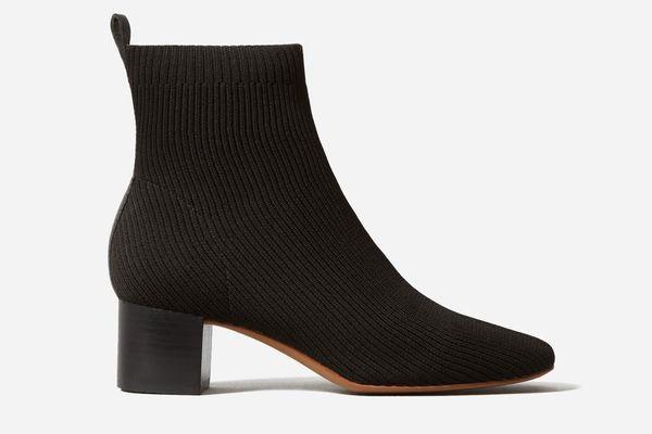 The Glove Boot ReKnit in BLACK