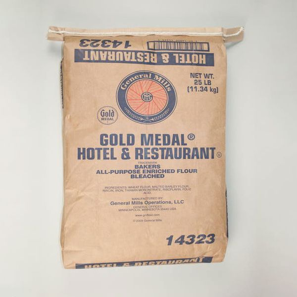 General Mills Gold Medal Hotel and Restaurant All-Purpose Flour, 25 Pounds