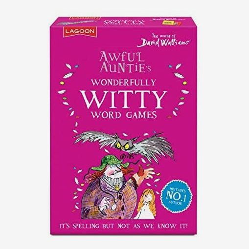 Awful Auntie's Wonderful Witty Word Games