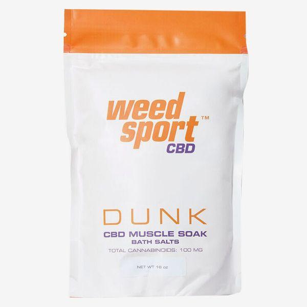Weed Sport CBD Muscle Soak