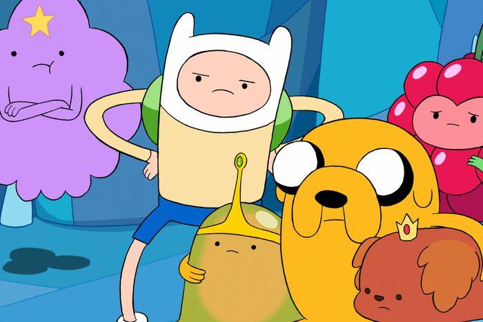 Adventure Time (Cartoon Network)