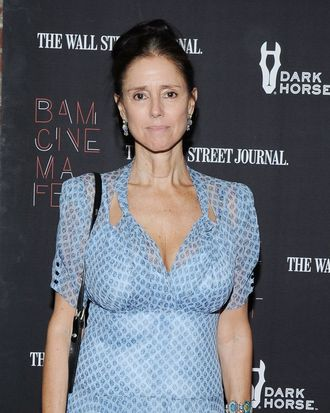 NEW YORK, NY - JUNE 18: Julie Taymor attends the