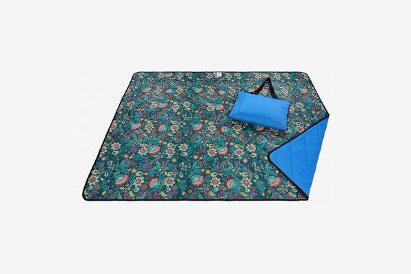 Roebury Beach Blanket Sand Proof & Outdoor Picnic Blanket