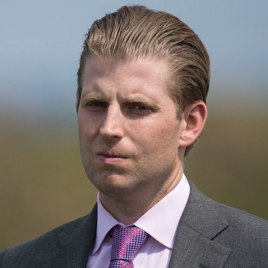 Eric Trump Is Struggling With Office Harassment Vulture