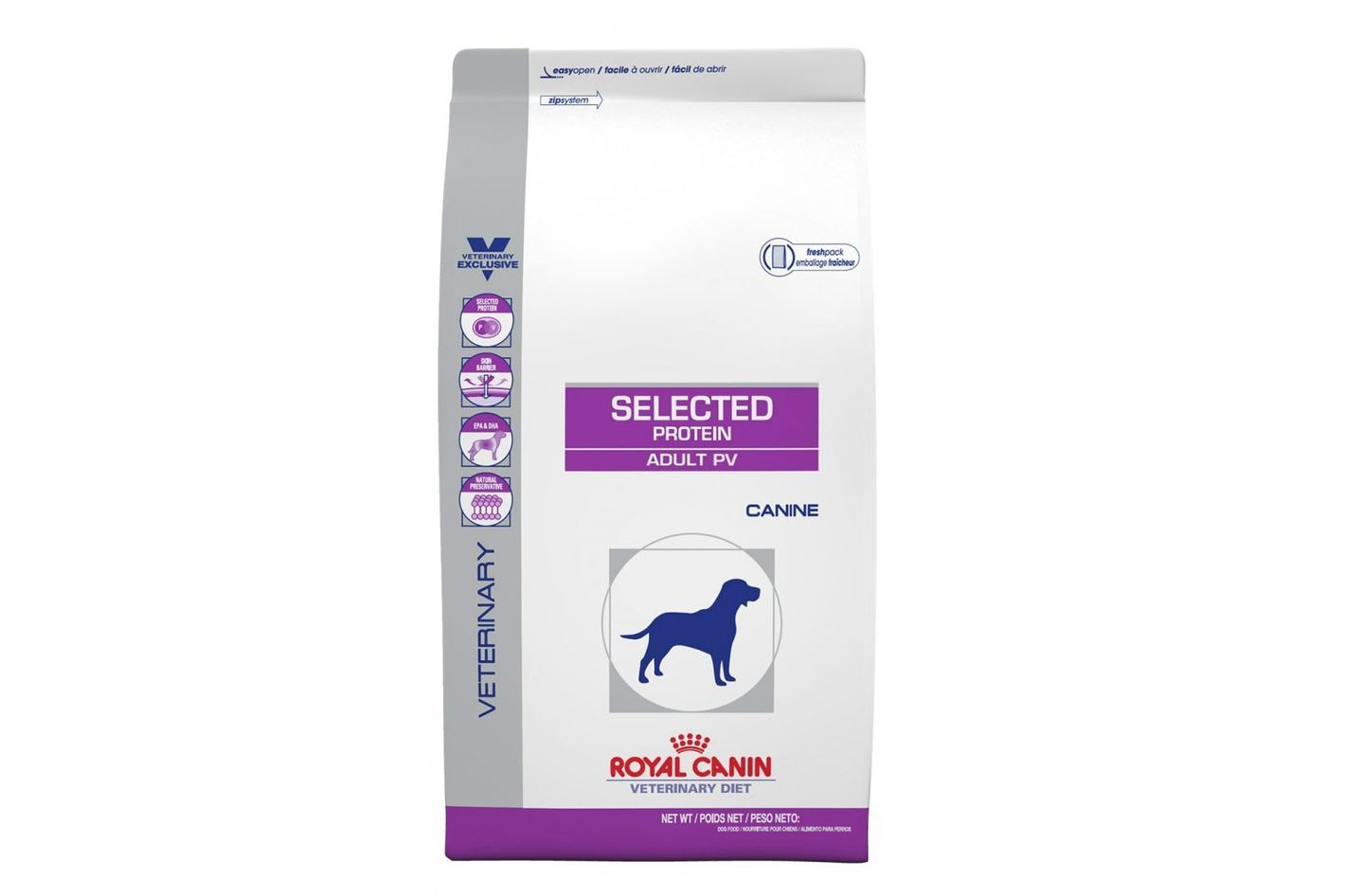 Royal Canin Selected Protein Adult PV Dog Food