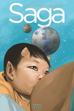 Saga, Brian K. Vaughan