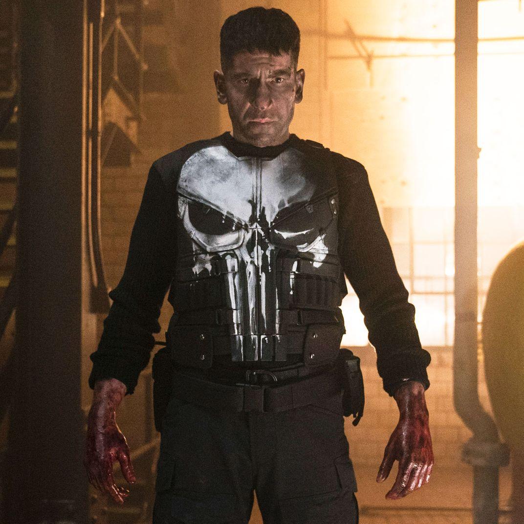 Kilsd Boys /& Girls Junior Cool The Punisher TV Series Long Sleeve Tshirts Black