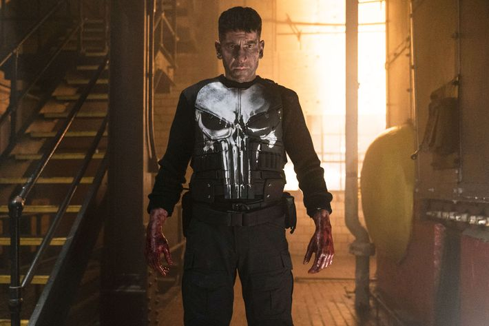 The Punisher Why Cops And Soldiers Love Frank Castle