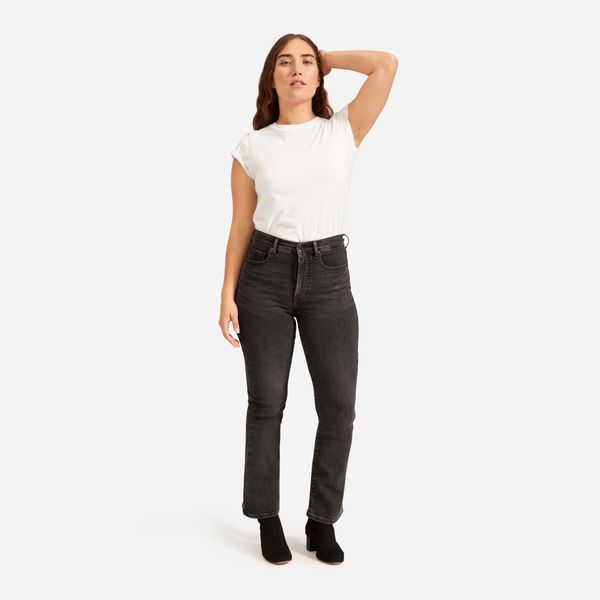 Everlane Authentic Stretch Skinny Bootcut