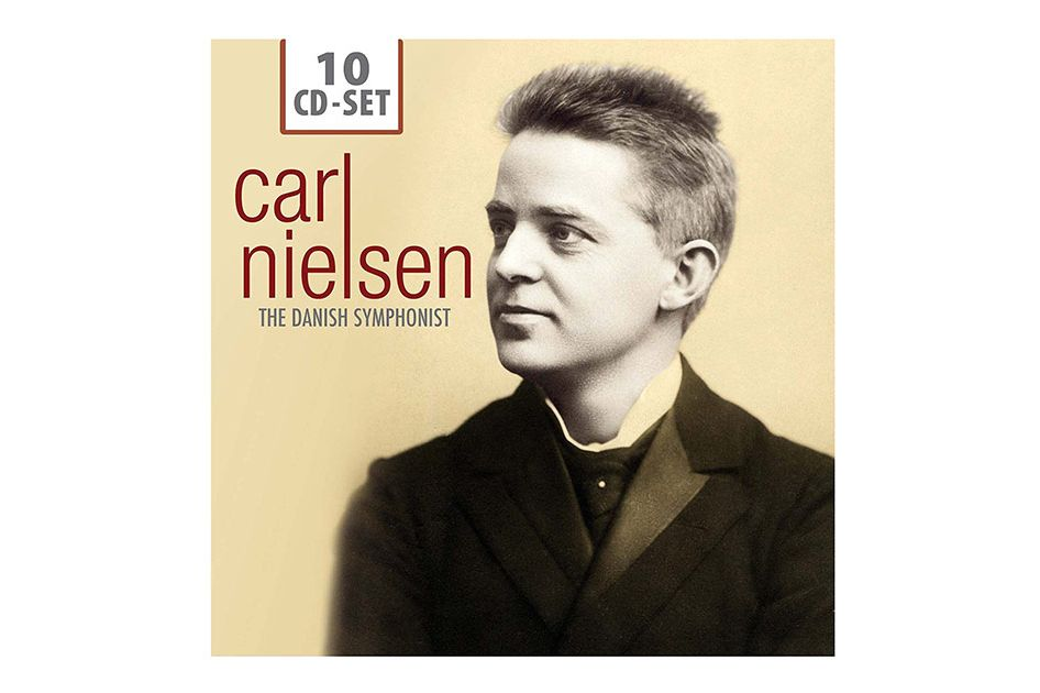 Carl Nielsen: The Danish Symphonist Box Set