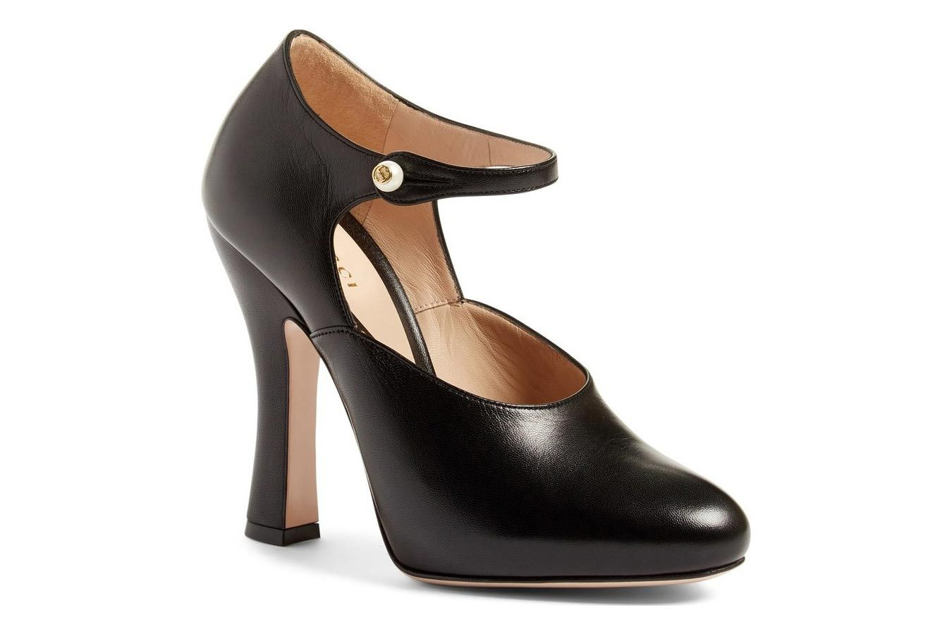 Gucci Platform Peep Toe Sandal