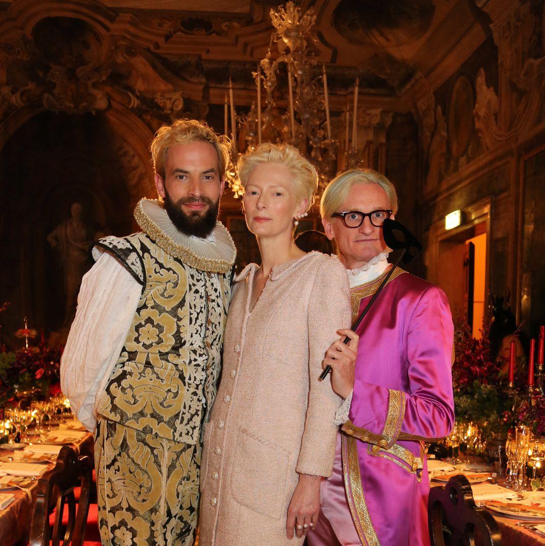 Photos: Dior's Tiepolo Ball at the Venice Biennale