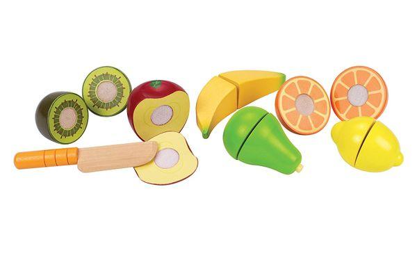 Hape Fresh Fruit Wooden Kitchen Play Food Set