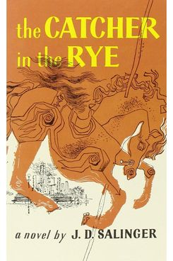 """""""The Catcher in the Rye,"""" by J.D. Salinger"""