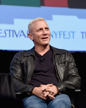 The New Yorker Festival 2016 - Daniel Craig Talks With Nicholas Schmidle